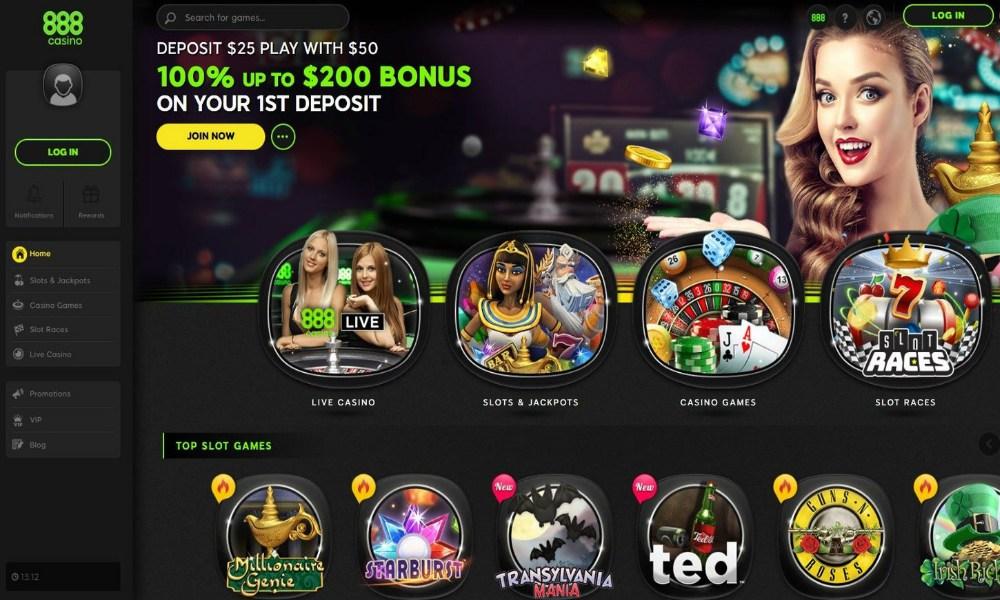 888casino Reveals Sleek New Website Mare Balticum Gaming Summit