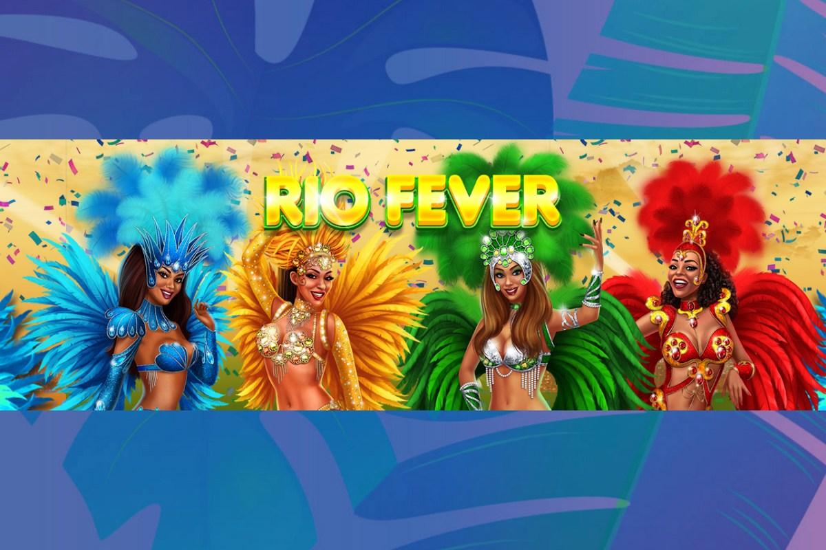Rio Fever Slot Machine