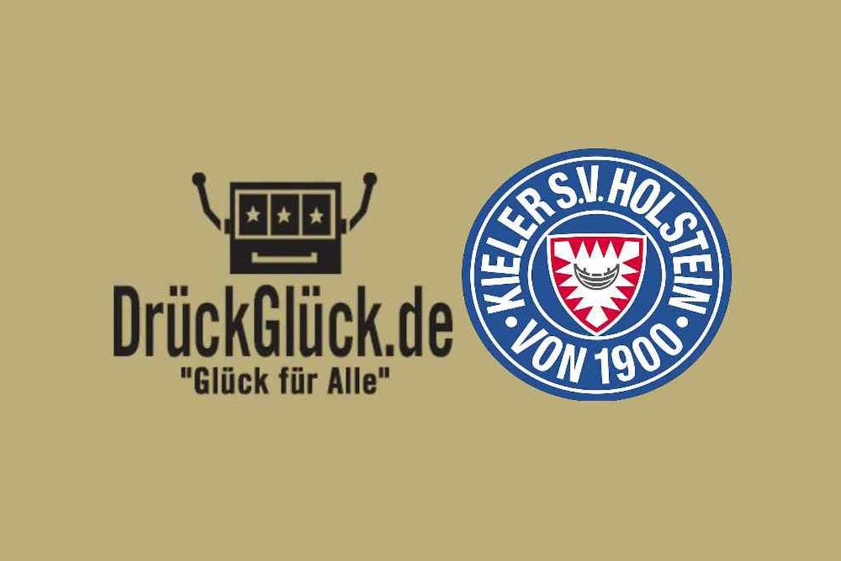 DrückGlück signs deal with Holstein Kiel FC